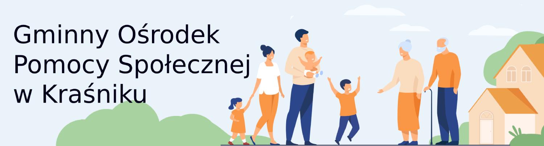 Gminny Ośrodek Pomocy Społecznej w Kraśniku